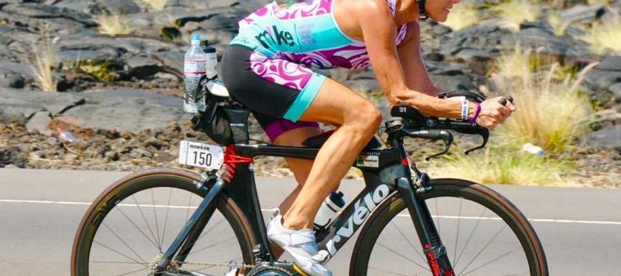 Kathleen McCartney takes on Ironman World Championship for 12th time