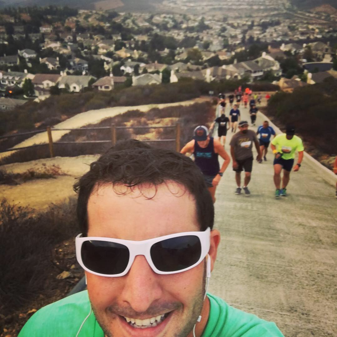 San Marcos 10K takes runners over 1,100 feet of climbing — I was crazy enough to join them
