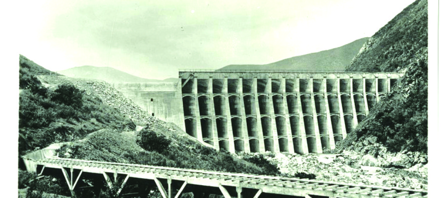 Lake Hodges Dam: Reaching a Milestone
