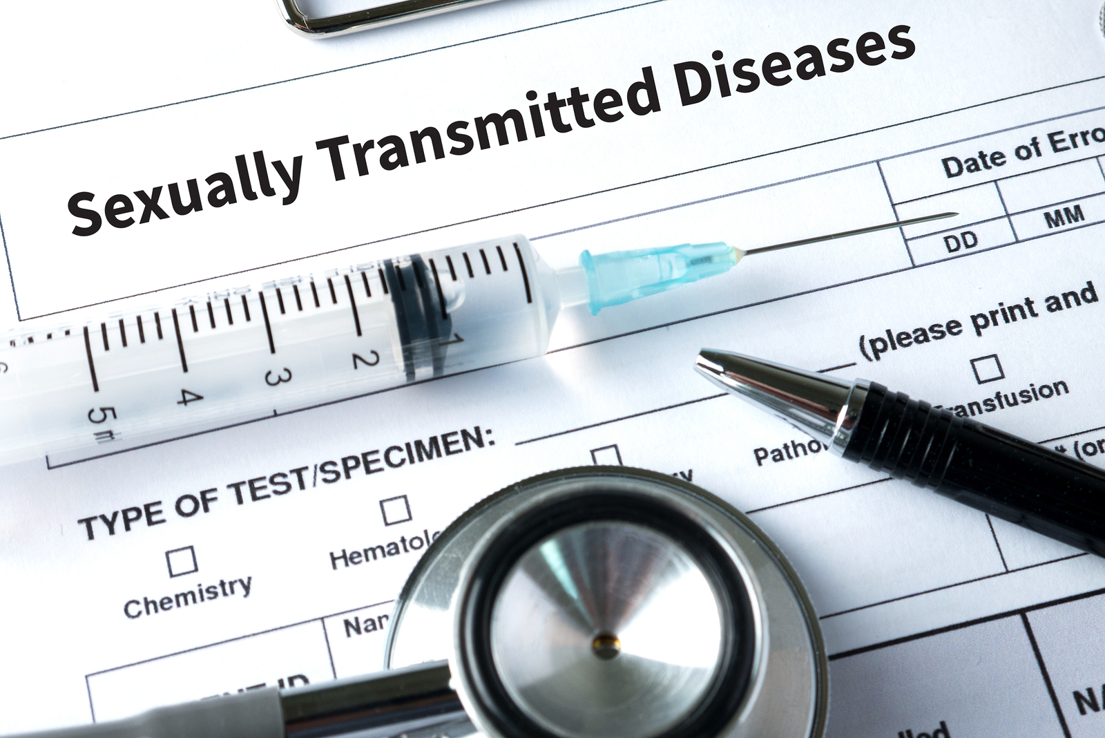 County STD rates rise for third consecutive year