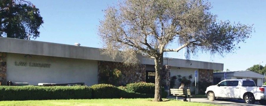 North County Law Library in Vista provides 'law made public'