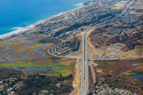 Encinitas, Carlsbad to get I-5 lane expansions later this month