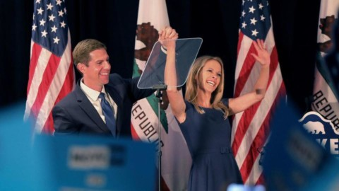 Levin defeats Harkey in 49th Congressional District Race
