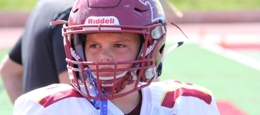 Pop Warner numbers down, spirit still high