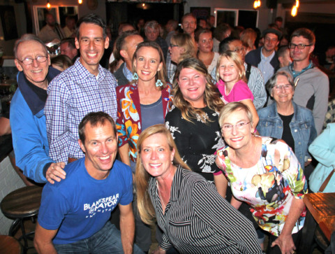 Blakespear cruises to victory in Encinitas mayor's race
