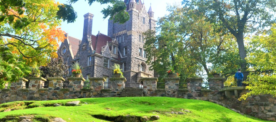 Hit the Road: Castles, color and cruises at Thousand Islands