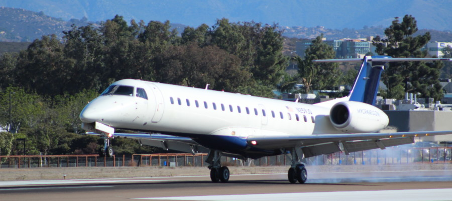 Finally, California Pacific Airlines takes to the skies