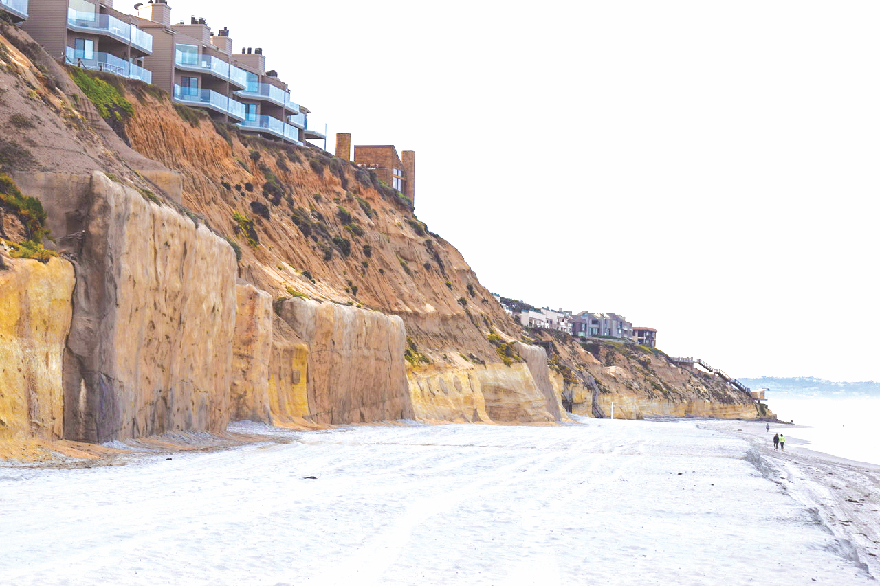 After nearly a decade, Solana Beach approves seawall fee