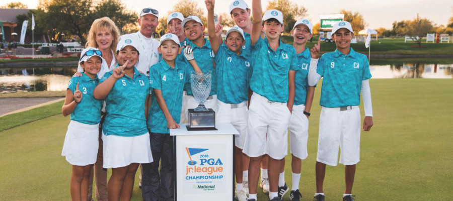 Encinitas Ranch teenage golfers come up aces to win national title
