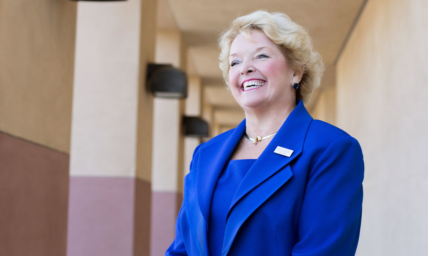 Trustees hold first search committee meeting for new CSUSM president