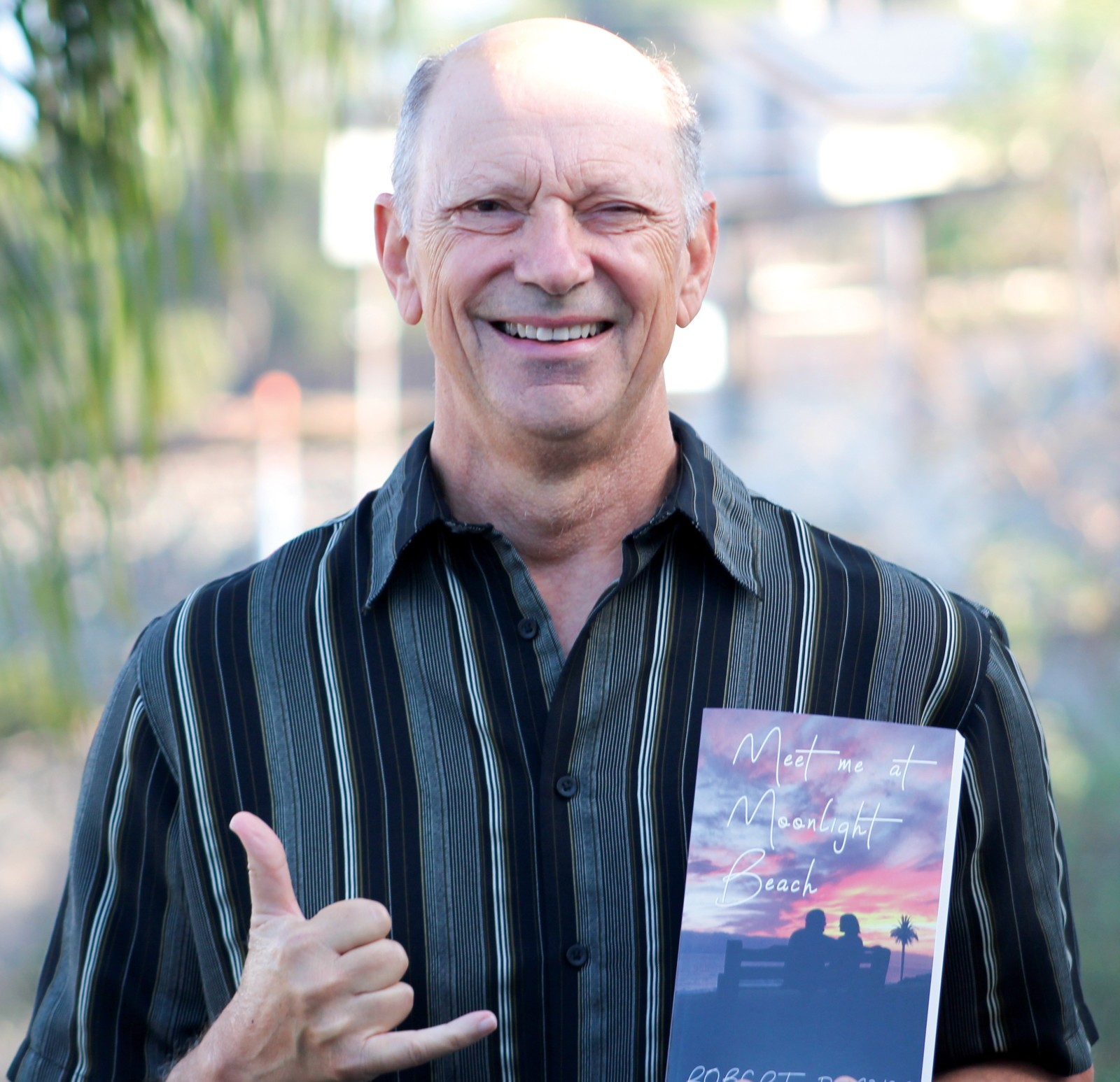 Encinitas author Bob Pacilio captures Moonlight in latest book