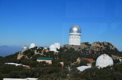 Hit the Road: Astronomical views at Arizona observatory
