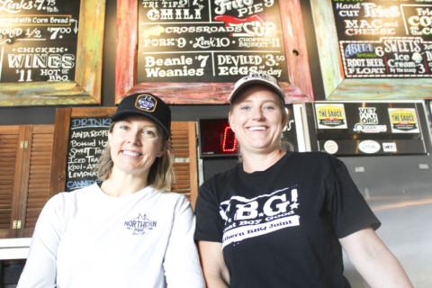 BBQ joint, brewery make for winning combo