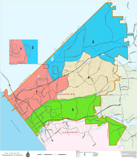 Nine candidates vie for two seats in Oceanside