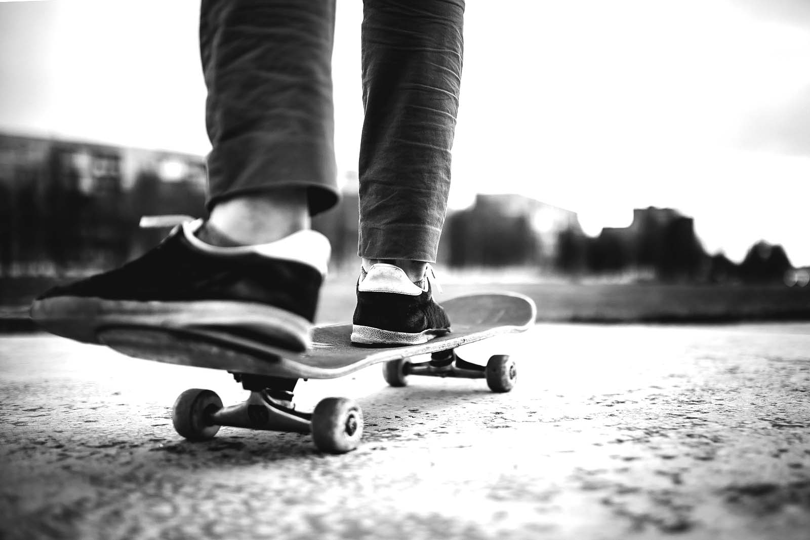 Waterspot: Surfing's little brother? Skateboarding