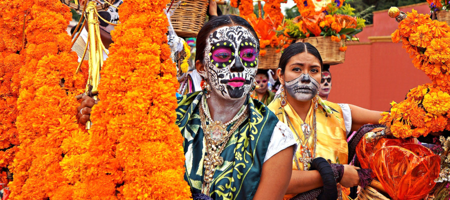 Day of the Dead festivities enliven the California Center for the Arts, Escondido