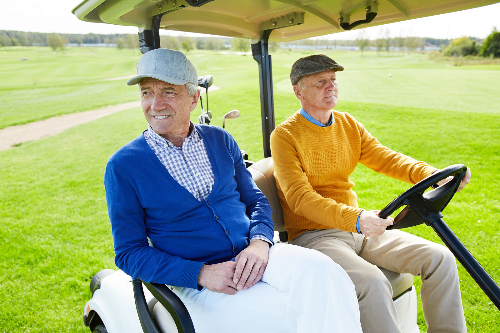 Geezers Golf gets seniors back on the course