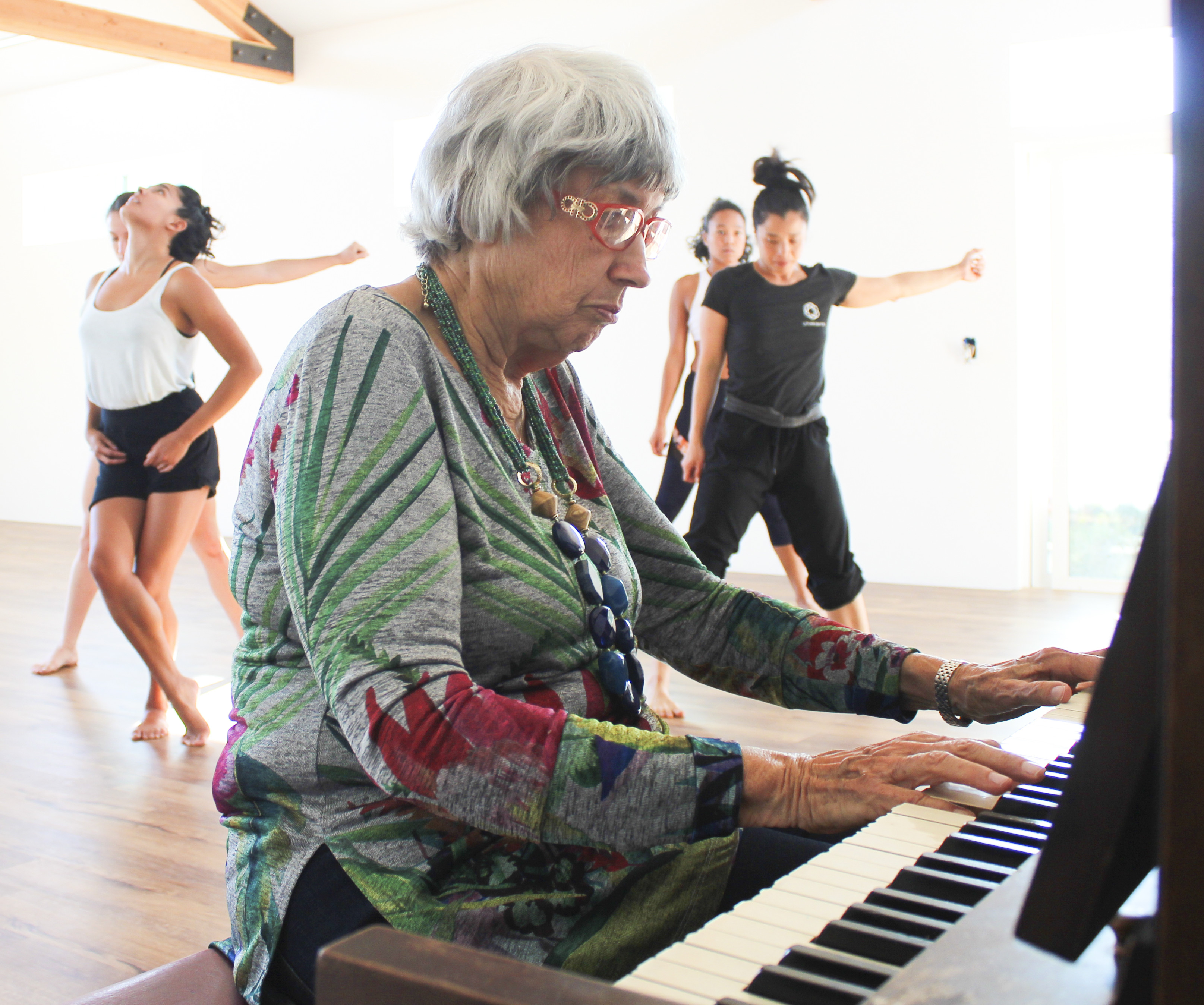 LITVAKdance collaborates with local pianist for Fall Concert at San Dieguito Academy