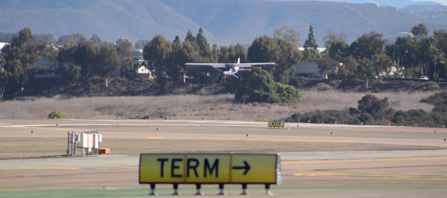 Local group sues county over airport master plan