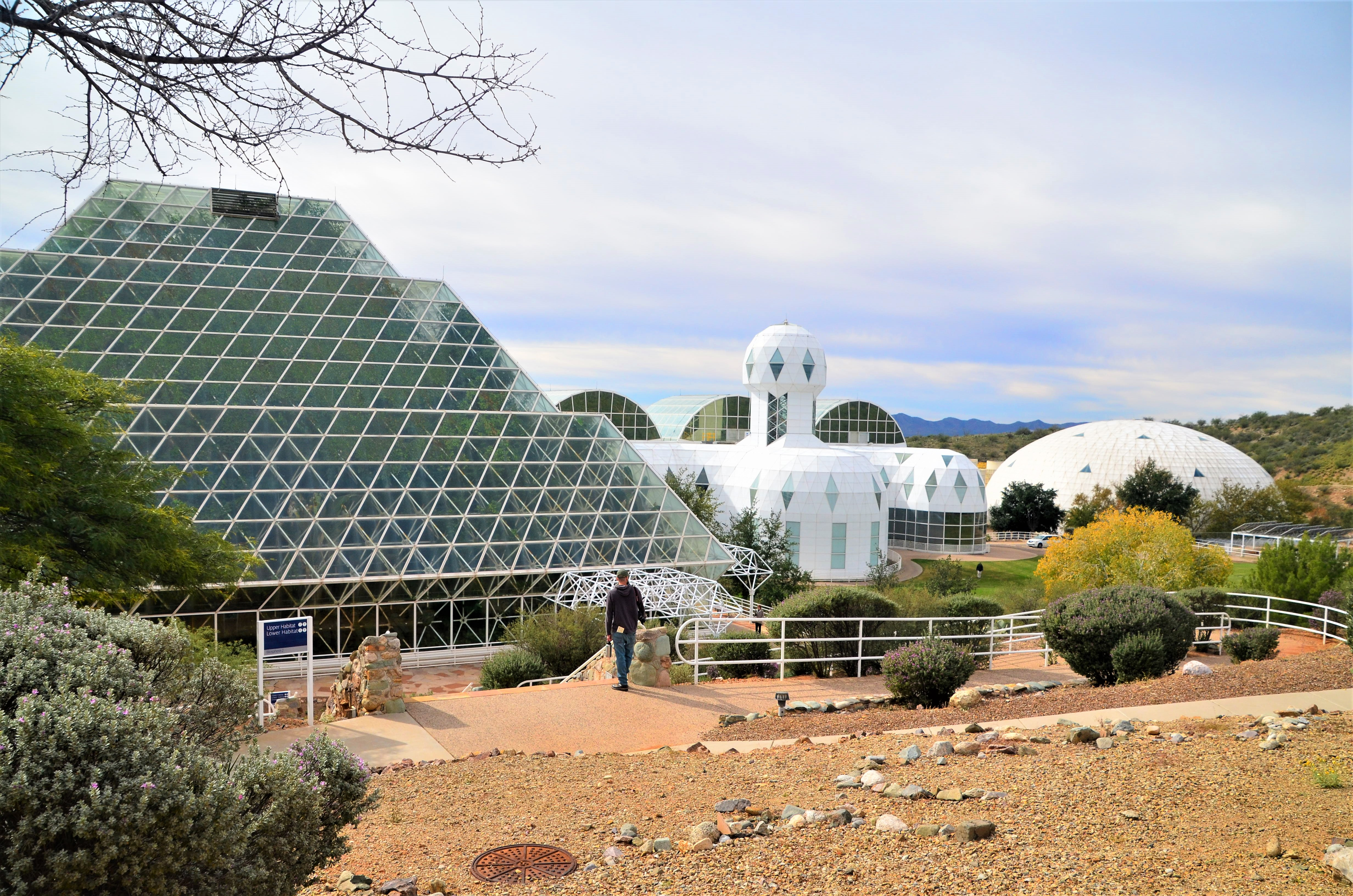 Hit the Road: Biosphere2 a nice place to visit, but you wouldn't want to live there