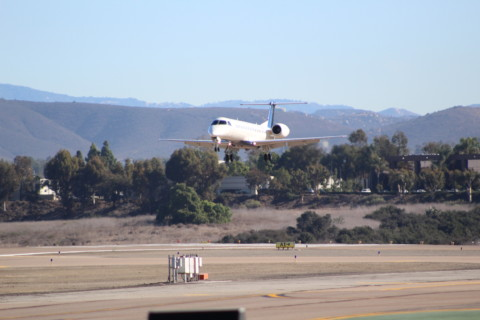 Cancelled flights problematic for California Pacific Airlines