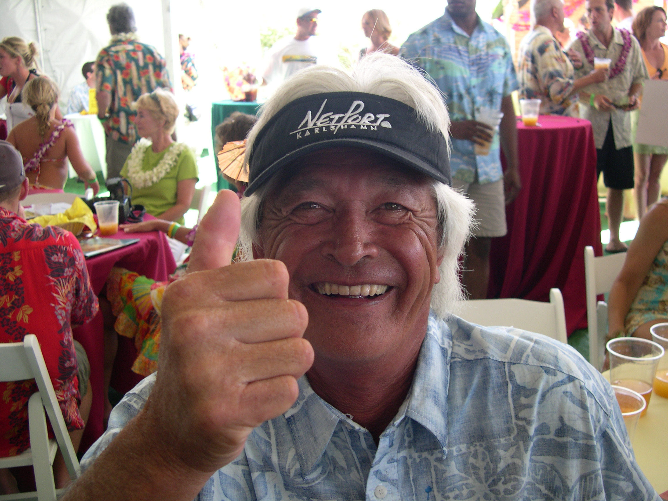 Waterspot: David Nuuhiwa, king of the '60s surfers
