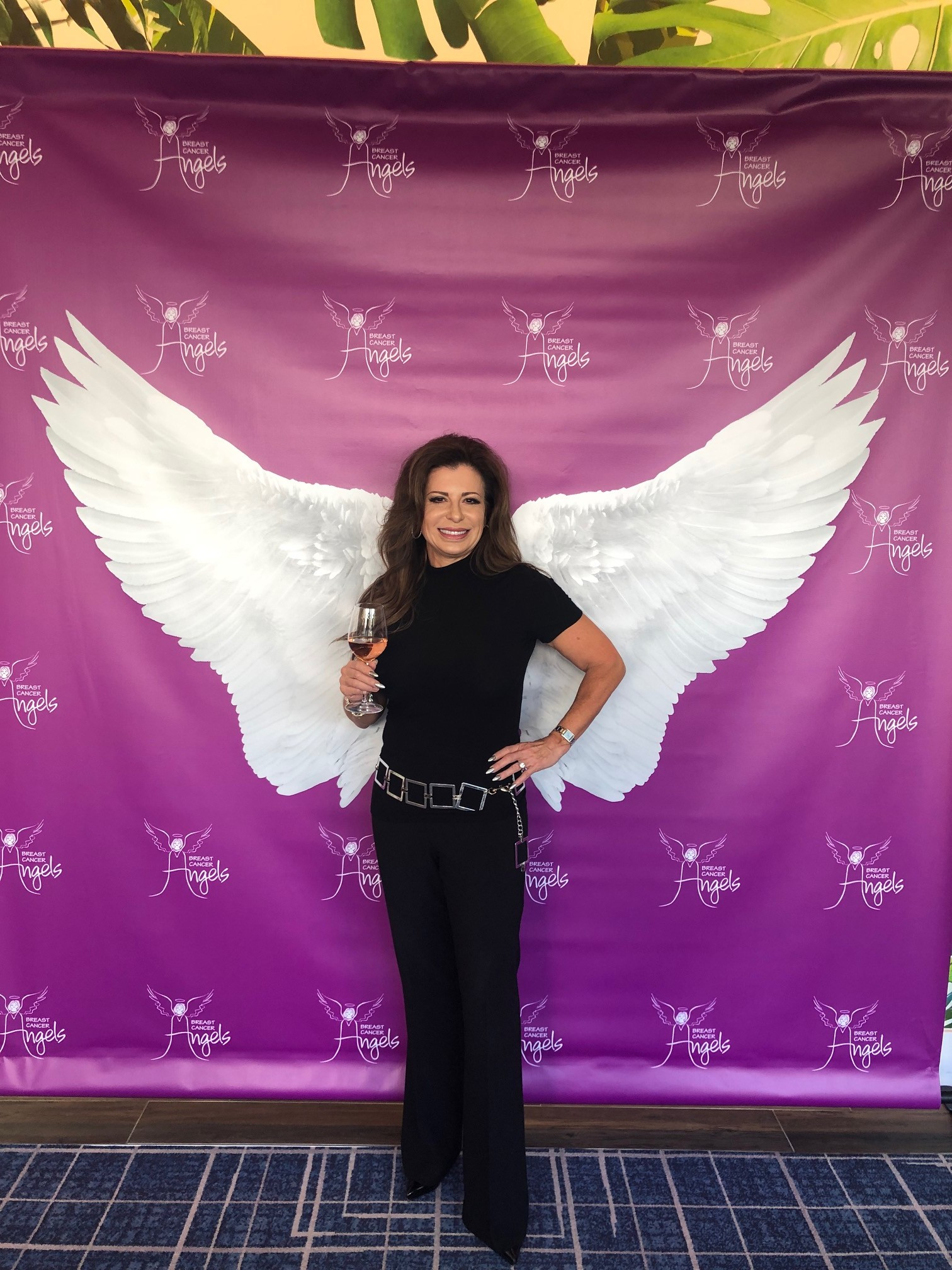 Breast Cancer Angels raises 100K at holiday event