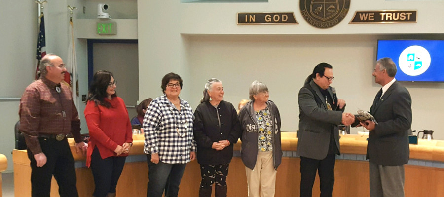 Oceanside recognizes San Luis Rey Band of Mission Indians