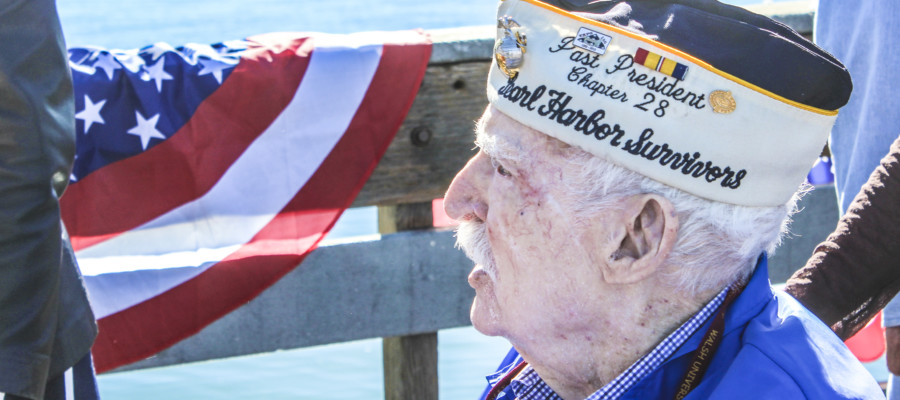 Remembering Pearl Harbor, preserving the past