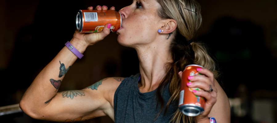 Soda: The fizzy drink that doesn't pop your health