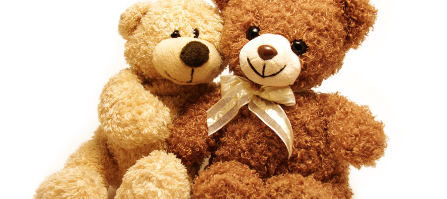 Rady's receives teddy bears from law enforcement