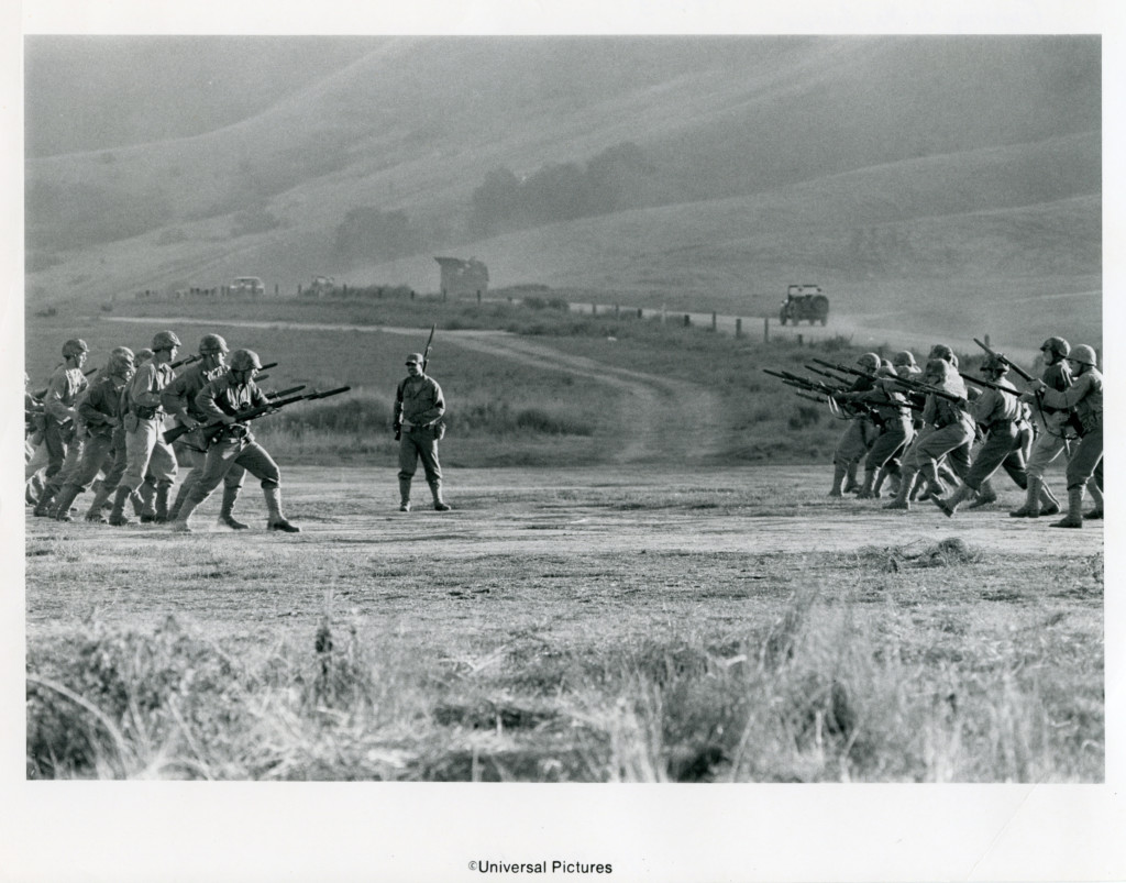 Camp Pendleton: The perfect place to shoot a war flick - The
