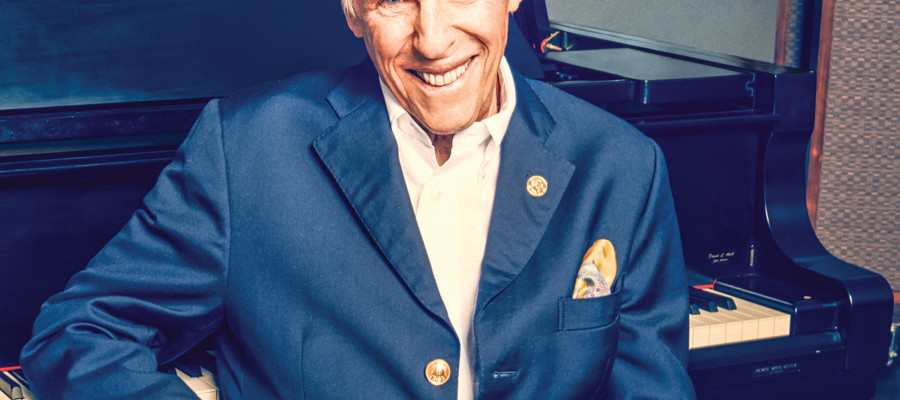 Burt Bacharach still going strong at 90