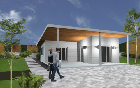 Encinitas releases free, permit-ready plans for granny flats