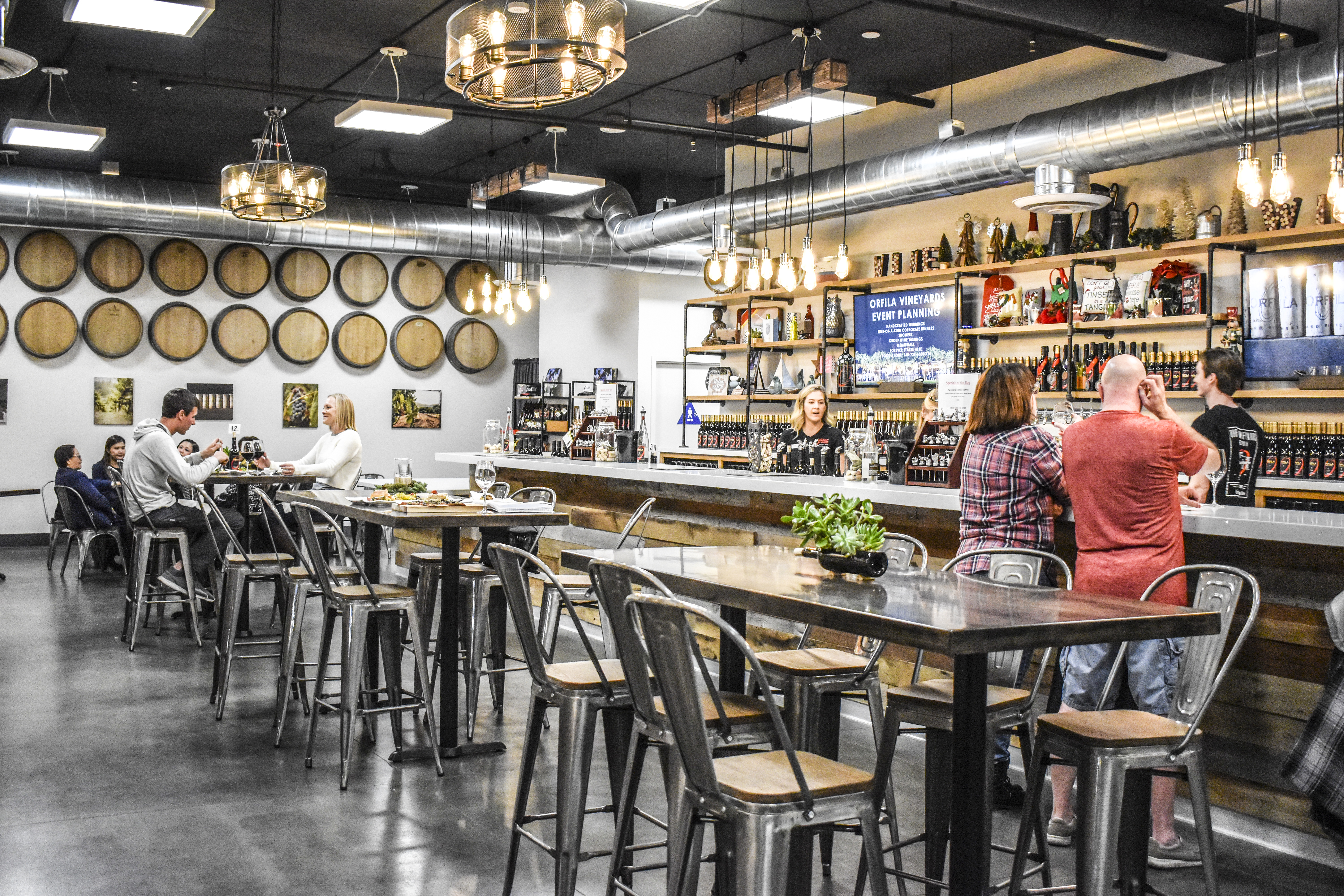Orfila Winery opens tasting room in Oceanside