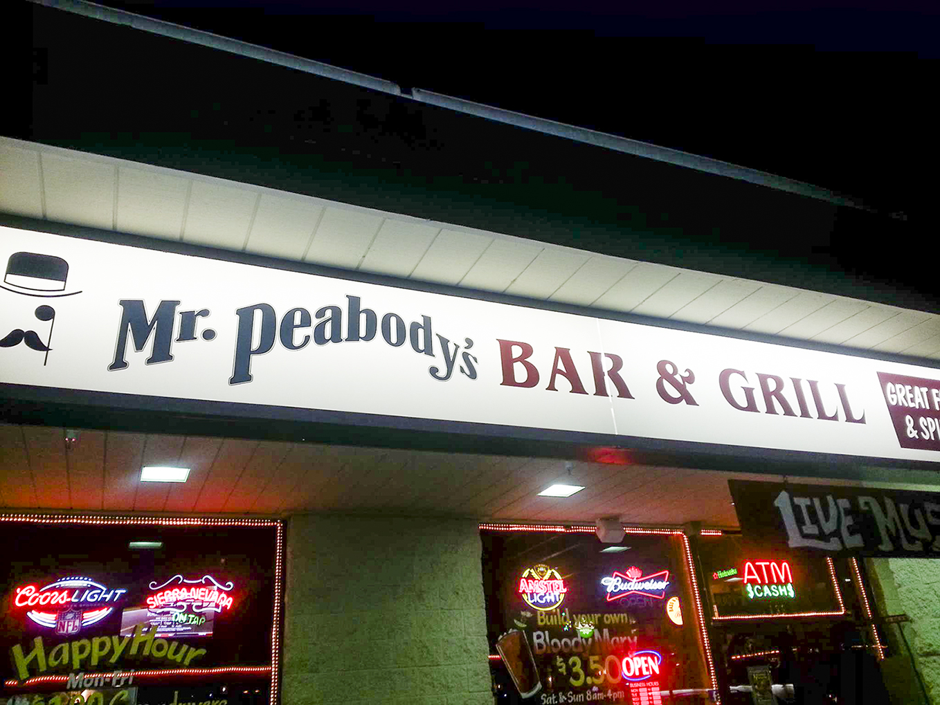 Dancing ban lifted at Mr. Peabody's