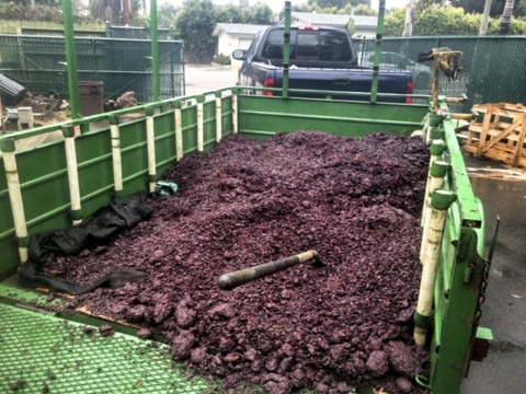 Winery, natural composter join forces