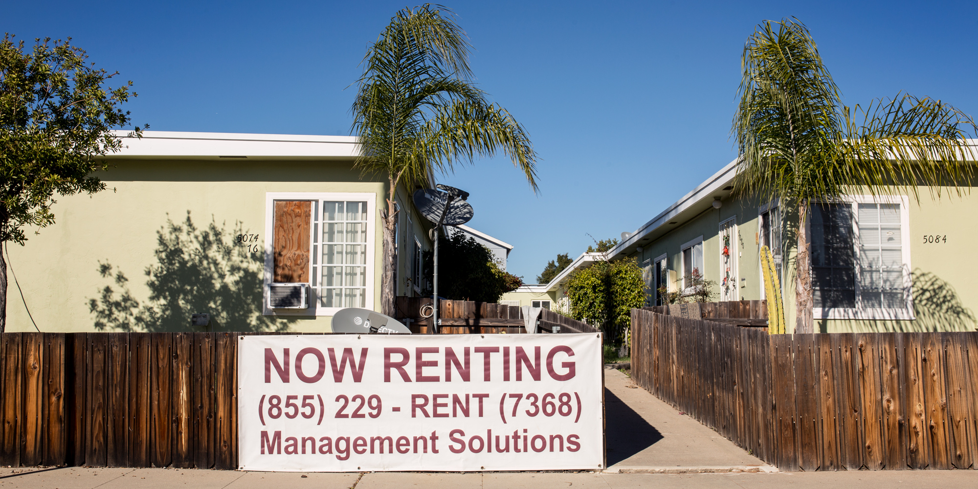 More than half of San Diego County renters are burdened by housing costs
