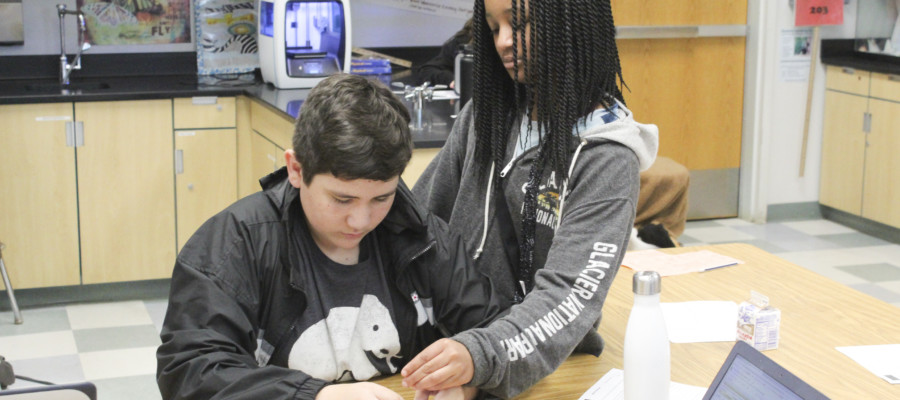 Middle schoolers tackle Nordson energy challenge