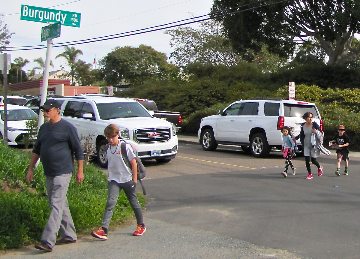 City takes no action on dangerous intersection near Capri Elementary