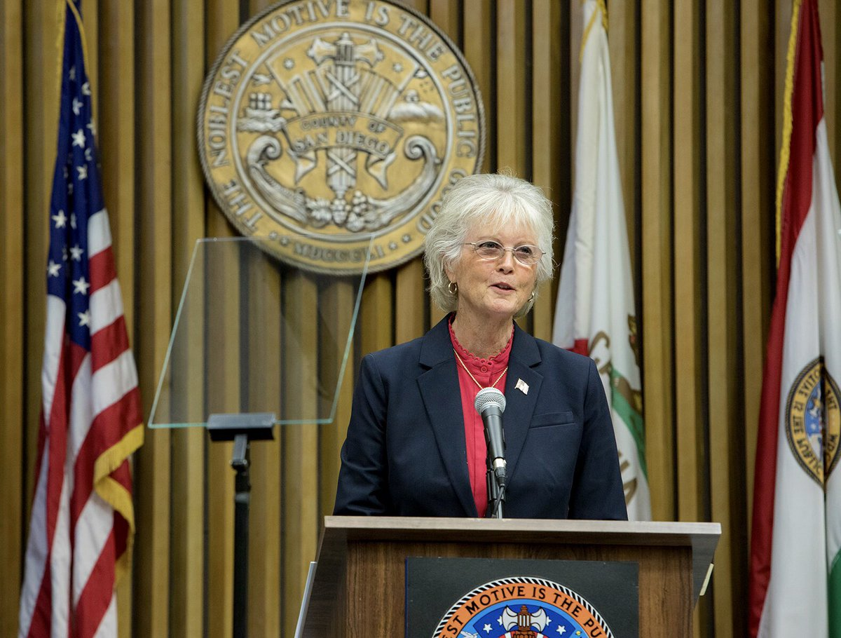 Jacob outlines ambitious  work plan in State of the County Address