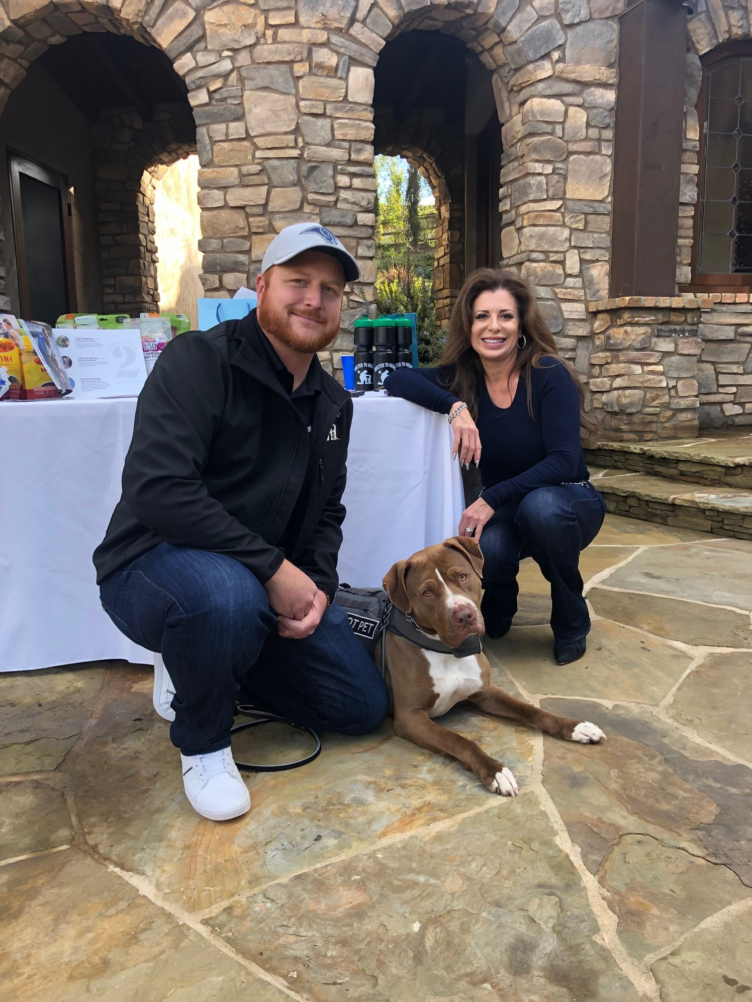 Super Bowl party in the Ranch turns into a fundraiser