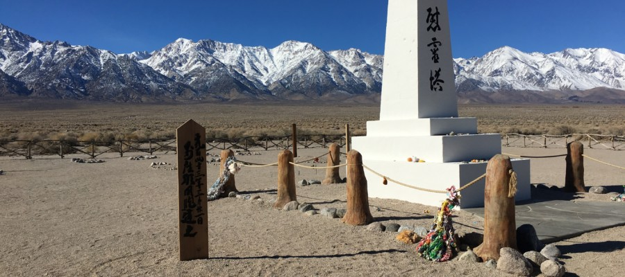 Hit the Road: Manzanar War Relocation Center