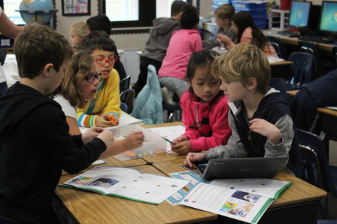 Robotics a hit with CUSD 2nd graders