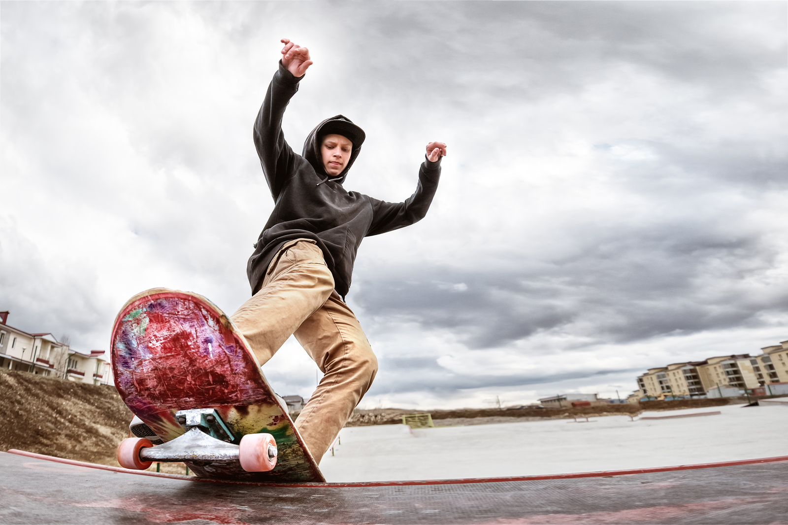 California Skate Parks changes the game