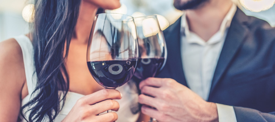 Wine, Food & Fine Restaurants for Valentine's Day