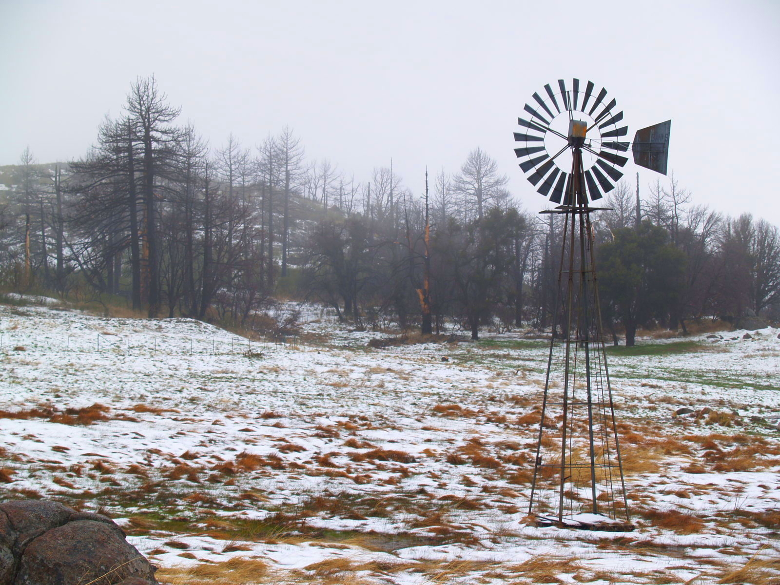 Rain, heavy snow expected with latest storm in San Diego County