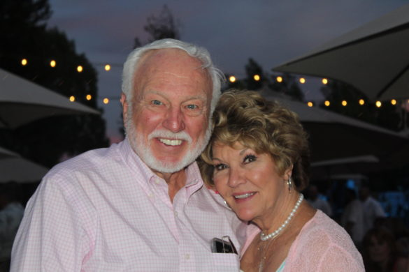 Jim and Dawn Carter have brought world recognition to Southern California's Temecula Valley with South Coast Winery Resort & Spa and Carter Estates. Photo by Frank Mangio