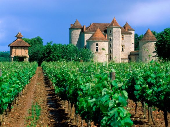 Mansions, castles and magnificent gardens cover the showcase district of Bordeaux in France. The famous Rothschild, Latour and Margaux wines are in this region. Courtesy photo