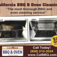 California BBQ & Oven Cleaning